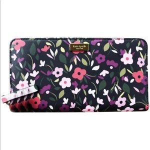 Kate Spade Boho Floral Wallet